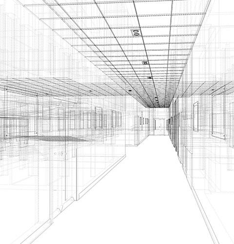 Plethovalent Architecture  3D Rendering